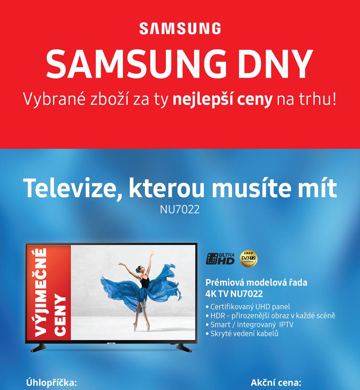 Samsung dny
