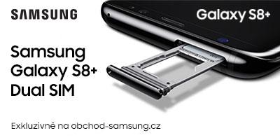 Galaxy S8+ Dual SIM