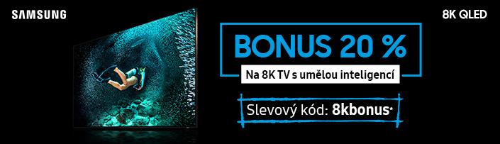 8K technology bonus