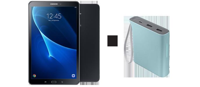 Powerbanka Samsung Kettle 10 200mAh v hodnotě 799 Kč k Samsung Galaxy Tab A zdarma